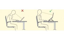 Support ordinateur portable Ergo-FlexTop 270