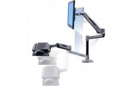 Bras et support clavier ERGOTRON  Workfit LX