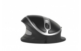 Souris verticale filaire oyster ambidextre