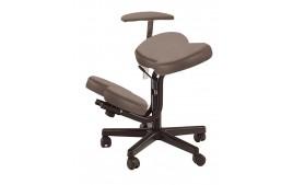 Siège Assis genoux avec accoudoir amovible réglable