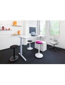 Tabouret Ongo Active Sitting - Regular Microfibre