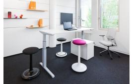 Tabouret Ongo Active Sitting - Regular Microfibre