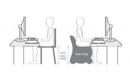 Tonic chair Originale Noire