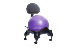 Tonic chair confort violette
