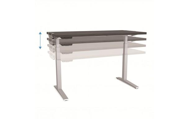 Bureau ergonomique réglable en hauteur LEVADO