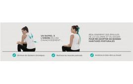 Gilet de protection du dos - FEMME