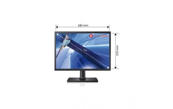 Filtre anti lumière bleue écran 17 pouces