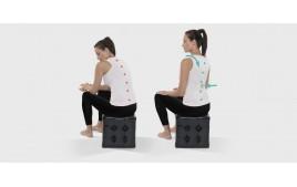 Lyne UP par Percko : Le premier sous-vêtement qui soulage votre dos