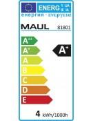 Lampe mobile LED MAUL seven colour vario gris
