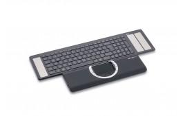 Souris centrale compacte Mousetrapper flexible noir