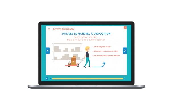E-learning Force de vente