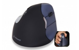 Souris verticale Evoluent 4 Wireless droitier sans fil