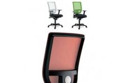 Siège ergonomique Tertio résille mécanisme synchrone