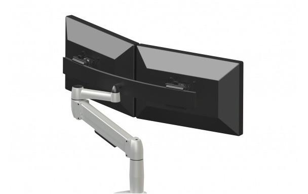 Bras écran plat Space-arm Beam Dual