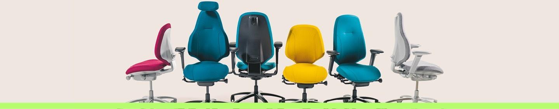 Sièges de bureaux ergonomiques