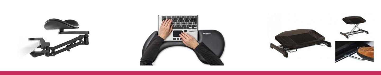 Supports corporels ergonomiques tertiaire
